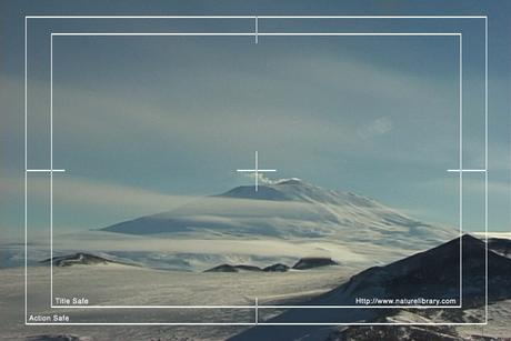 Product picture Royalty Free Stock Stock Footage: Antarctica Mt Erebus: NL00253